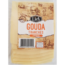 Sliced Gouda Cheese