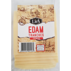 Sliced Edam Cheese