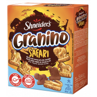 Granino Safari biscuits Milk