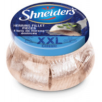 Herring Fillets Pieces Classic XXL