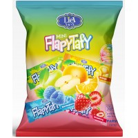Flappy Taffy fruit flavors