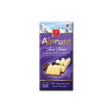 Alprose Two Tone Chocolate