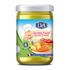 Baby food Carrots chicken
