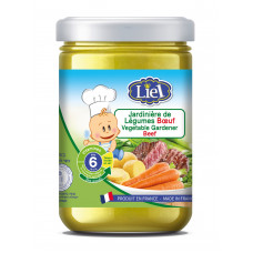 Baby food Vegetable beef