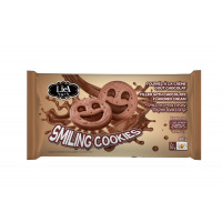 Smiling cookies Chocolate