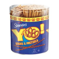 Sticks &  Pretzels
