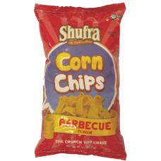 Corn chips BBQ Large