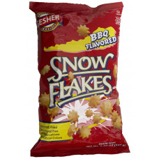 'Gesher' Snow flakes BBQ Large
