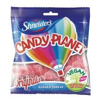 Candy planet  VEGAN  Raspberry hart