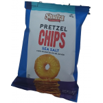 Shufra SMALL sea salt pretzel chips
