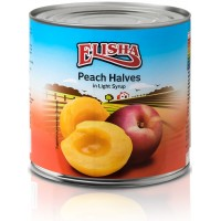 Peach Halves catering in light syrup