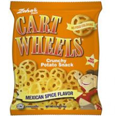 Cartwheels Mexican single packs
