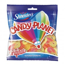 Candy planet  Flying Saucers
