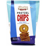 Shufra sea salt pretzel chips