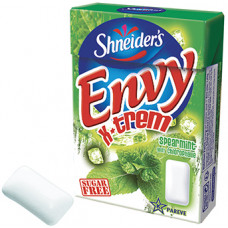 Envy X-trem Spearmint Chewing gum