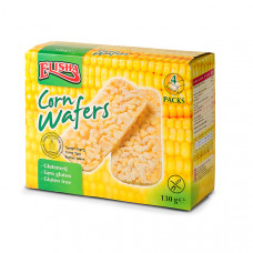 Corn Wafers Flat