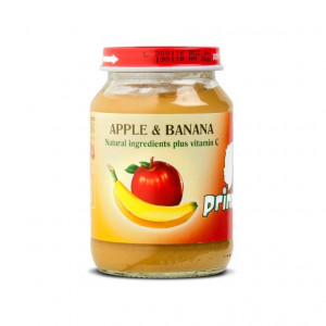 Baby Food Apple & Banana
