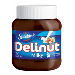 Delinut Milky Chocolate spread 'Large'