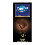 Shneiders Dark Chocolate 72%