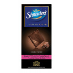 Shneiders dark cocoa beans Chocolate
