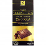Swiss Selection Dark Chocolate 72%
