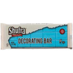 Decorating Chocolate bar blue