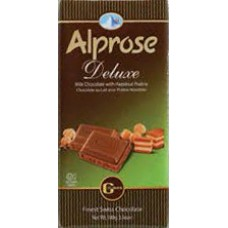 Alprose Deluxe Milk Chocolate