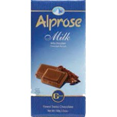 Alprose Milk chocolate