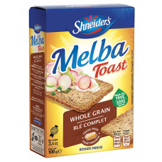 Melba Toast Whole Grain