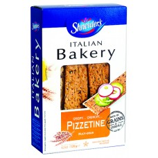 Pizzetine multi-grain