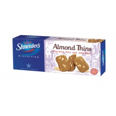 Almond Thins Biscuits