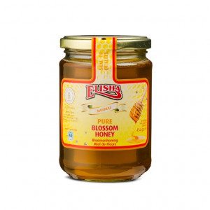 Blossom Honey in jar
