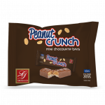 Chocolate bar peanut crunch  Family