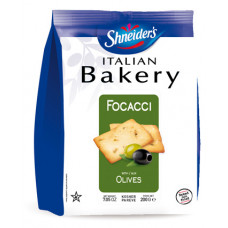 Focacci Bakery Olive