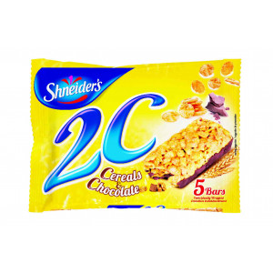 2C Cereal & Chocolate Snack